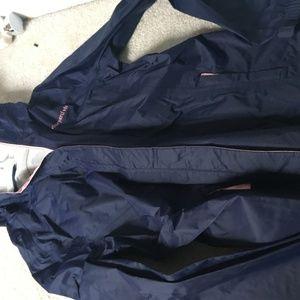 vineyard vine rain jacket